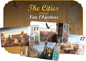 Cities of Splendor Asmodee