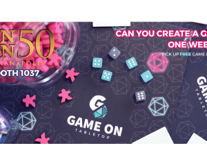 Game On at Gen Con 50