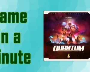 Game in a minute quantum