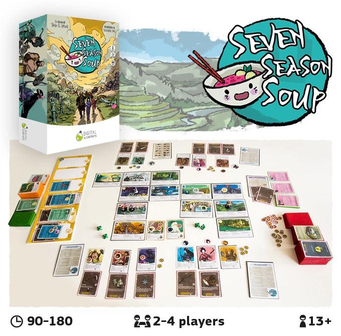seven season soup layout