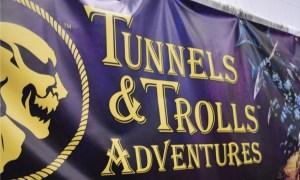 Tunnels & Trolls banner
