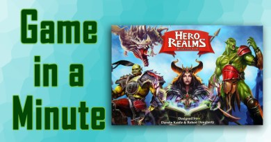 Game in a Minute: Hero Realms