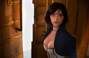 BioShock Infinite Elizabeth 2