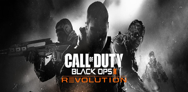 Call of Duty Black Ops 2 Revolution DLC