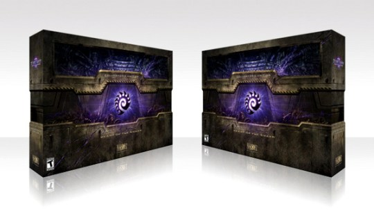StarCraft II Heart of the swarm (1)