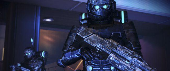 Mass Effect 3 Reckoning