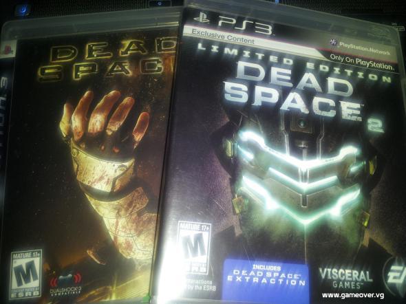 dead space 1 y 2