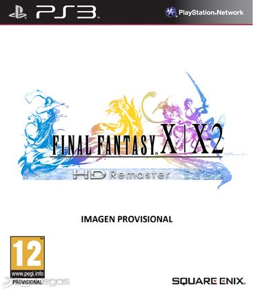 Final Fantasy X X2 HD Remaster cover gameover.vg