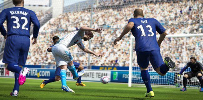Se muestra un nuevo nivel de realismo para títulos de futbol