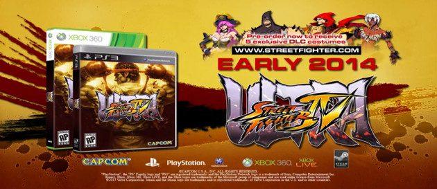 Llegará a inicios de 2014 como la versión definitiva de los juegos de pelea