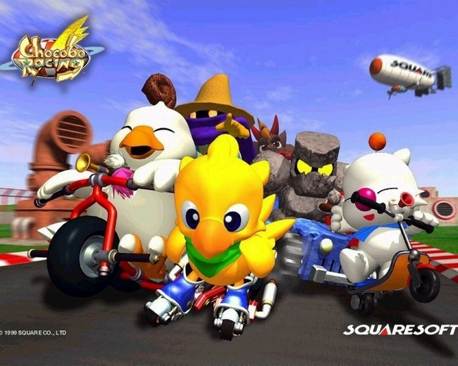Chocobo Racing (1)
