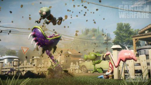 Plantas vs Zombies Garden Warfare (1)