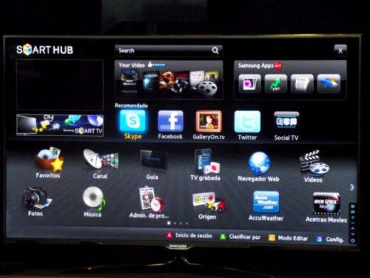 Samsung Smart TV (1)
