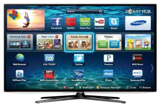 Samsung Smart TV (2)