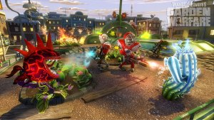 PLANTS VS ZOMBIES WARFARE2