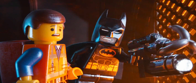 Batman será el personaje licenciado con mayor presencia, aunque no por ello roba protagonismo.