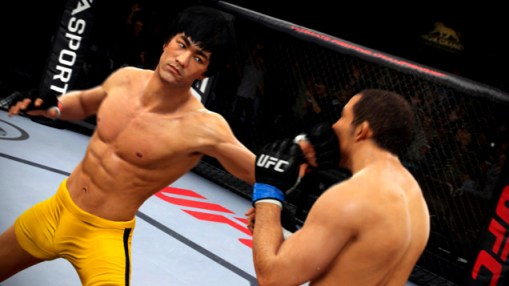 UFC Bruce Lee (1)