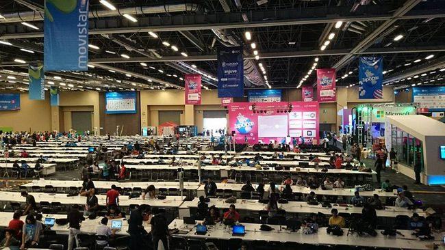 Campus Party 2014 (2)