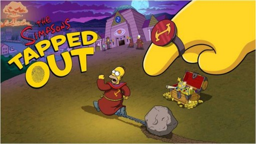 The Simpsons Tapped Out (2)
