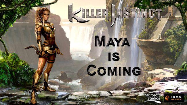 Maya Killer Instinct (1)