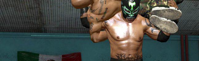 AAA Heroes del ring