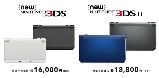 NewNintendo3DS