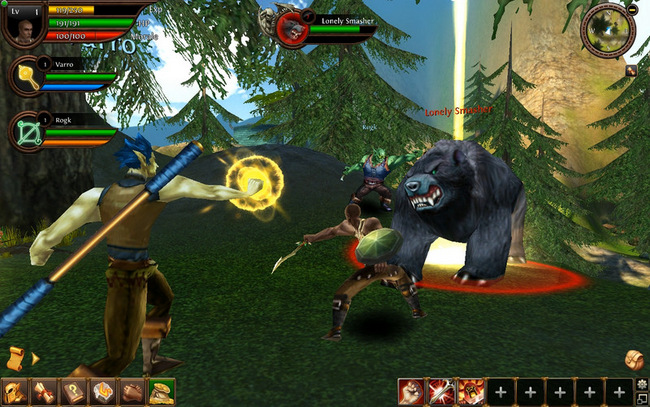 Order & Chaos Online (2)