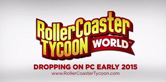 rollercoasterTycoonworld