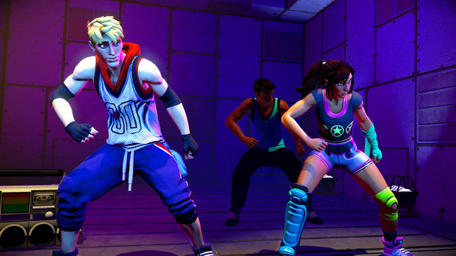 Dance Central Spotlight (2)