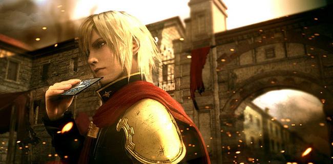 Final Fantasy type -0
