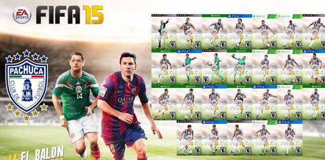 FIFA 15 Pachuca