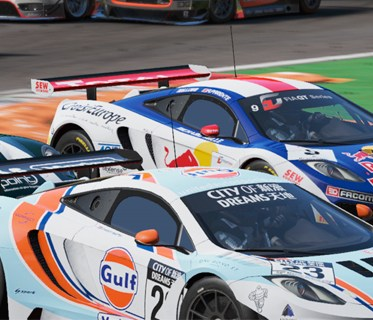 Stream: Project Cars