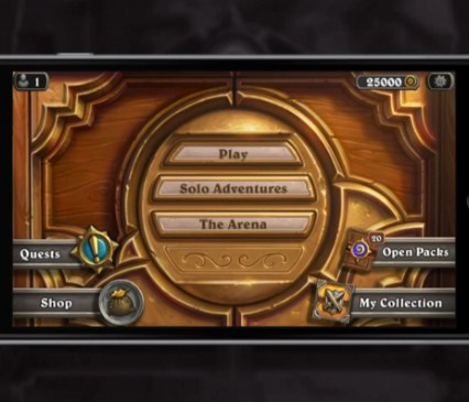 Hearthstone para celulares será cross-play