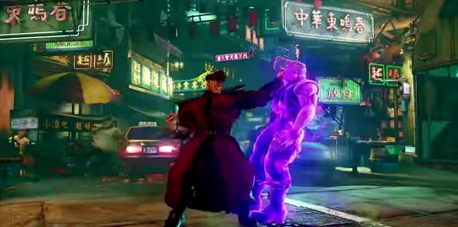 M Bison Street Fighter V (1)
