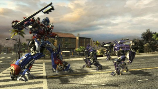 Transformers The Game 1