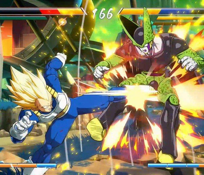 Se revela nuevo personaje en Dragon Ball FighterZ