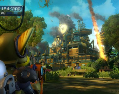 Retro Reseña: Ratchet and Clank Future Tools of Destruction