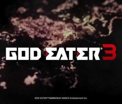 Bandai Namco presenta GOD EATER 3