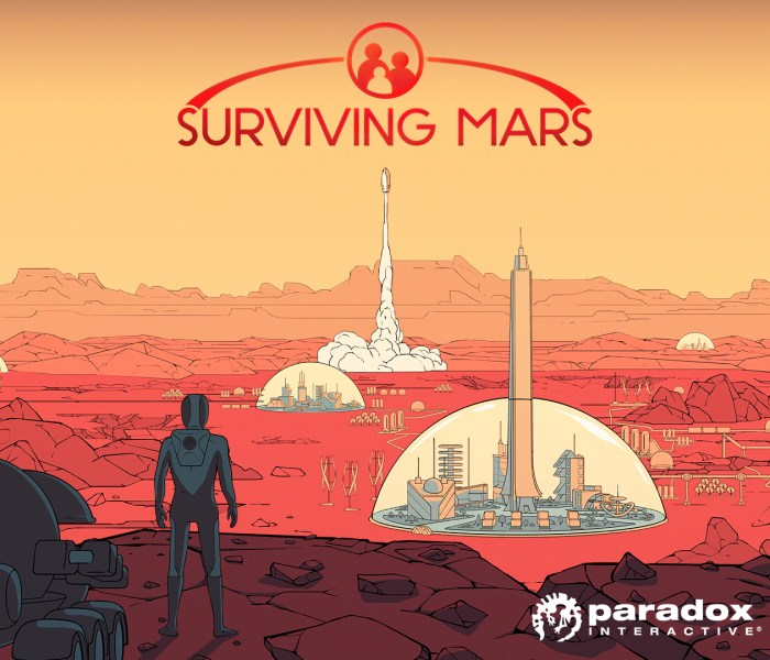 Surviving Mars un juego interesante