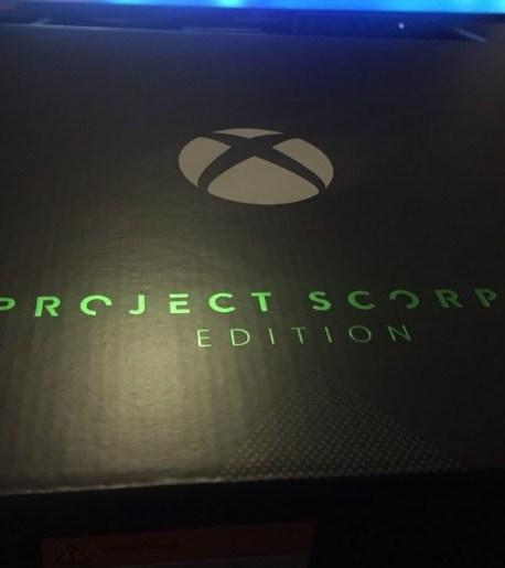 Que nos pareció el nuevo Xbox One Scorpio