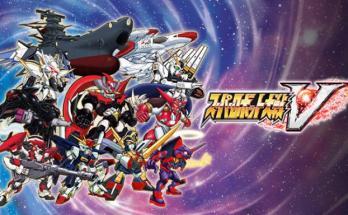 SUPER-ROBOT-WARS-V-Free-Download