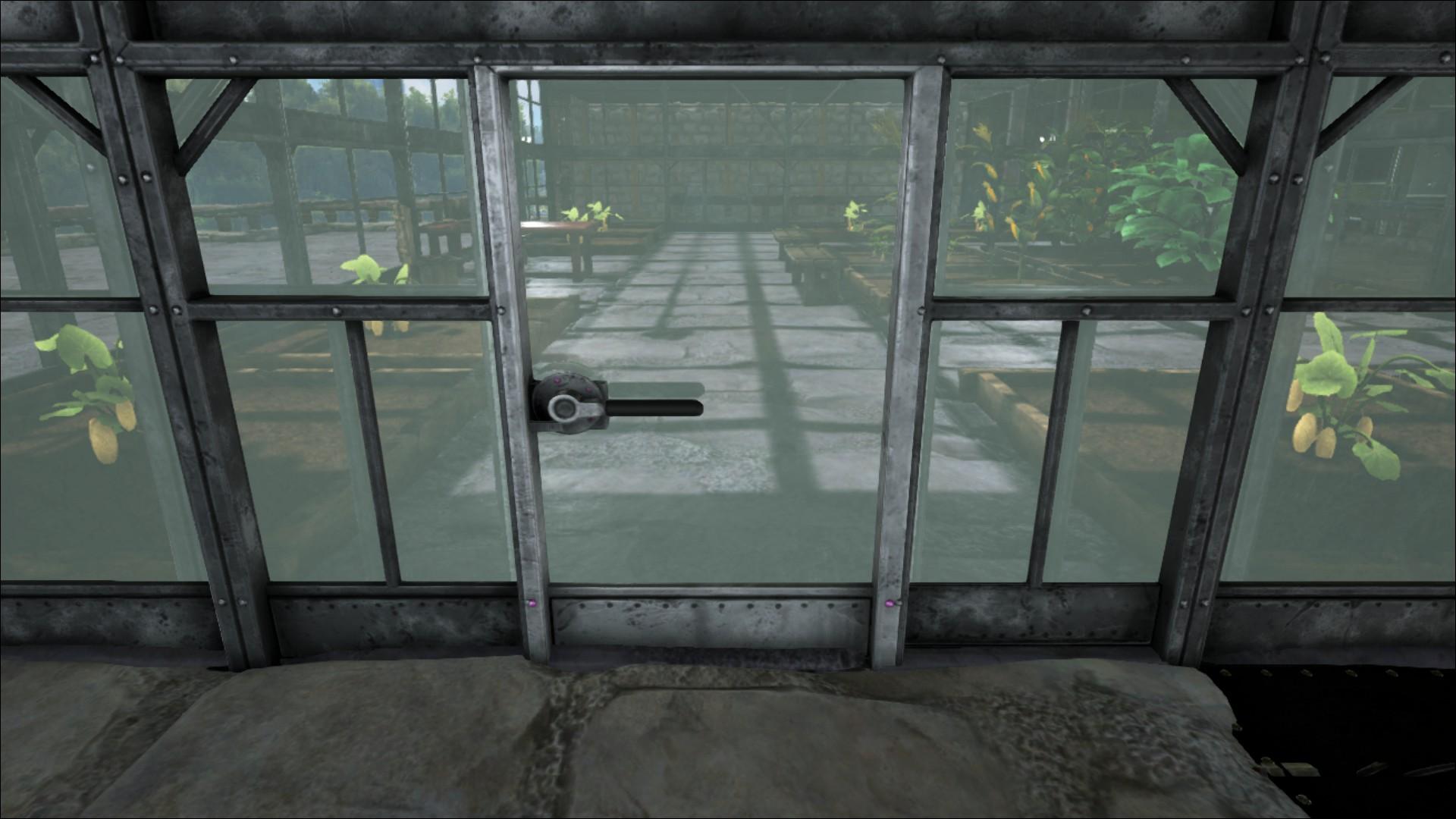 Greenhouse Door Official Ark Survival Evolved Wiki