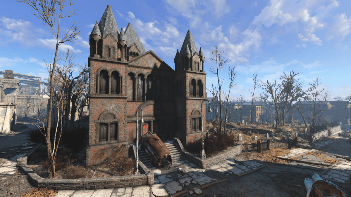 Unions Hope Cathedral The Vault Fallout Wiki Everything You Need To Know About Fallout 76