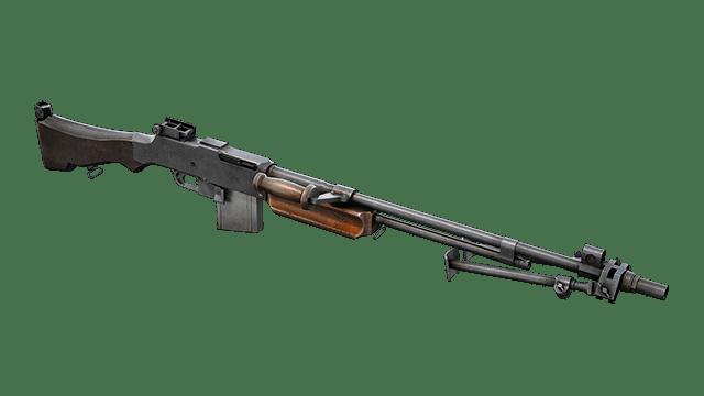 Best Machine Gun World