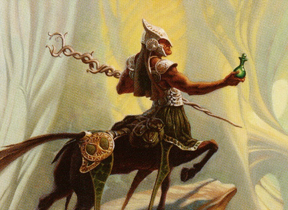 Image result for centaur selesnya