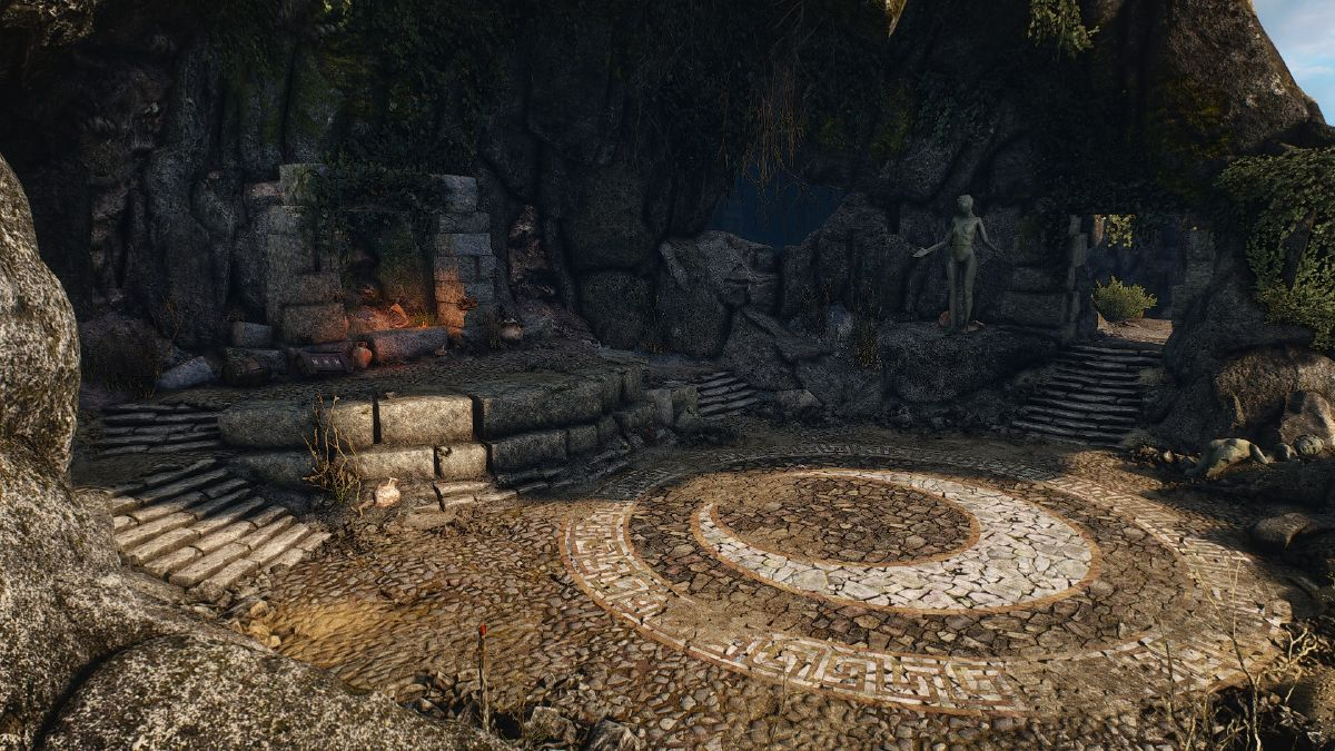Temple Of Lilvani The Official Witcher Wiki