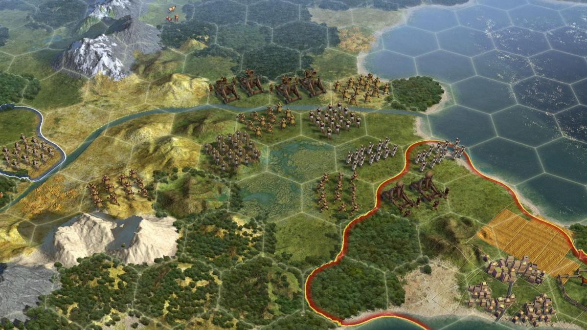 Civilization V wymagania