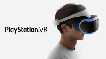 PlayStation VR - wyróżniający