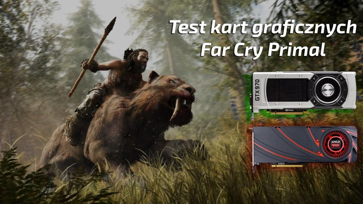 Far Cry Primal test