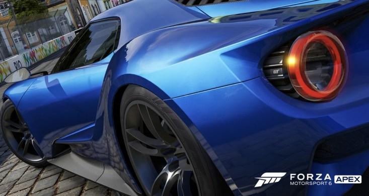 Forza Motorsport 6 pc